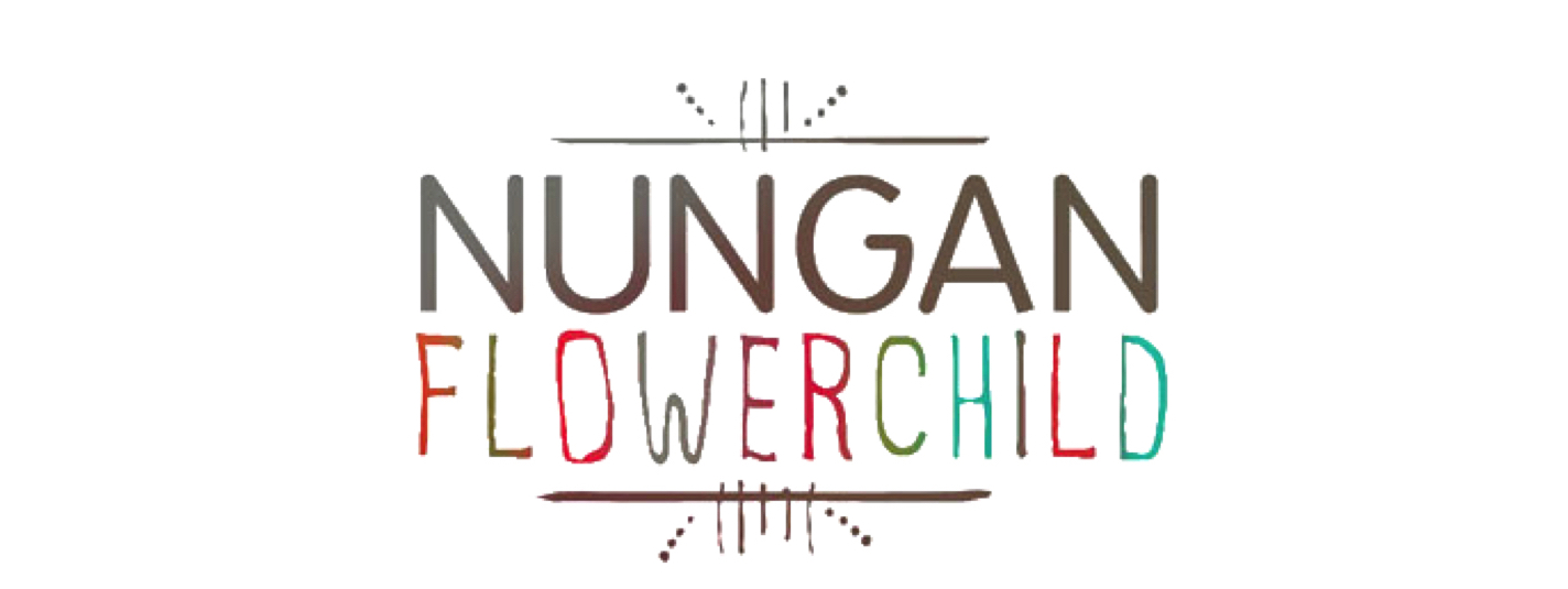 nungan Logo Flowerchild couleur