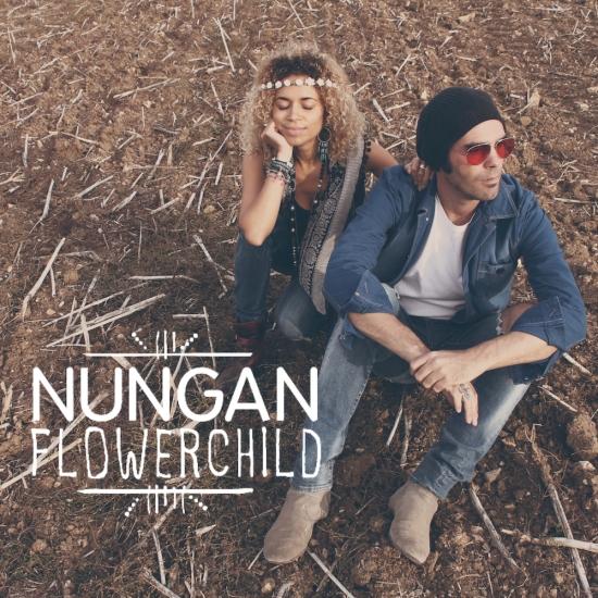 pochette NUNGAN FLOWERCHILD