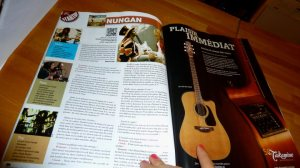 Guitarist mag Octobre 2012